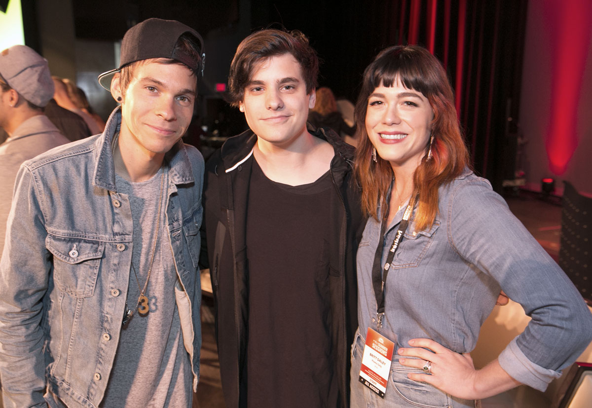 Matthew Koma, Audien, Britt Daley